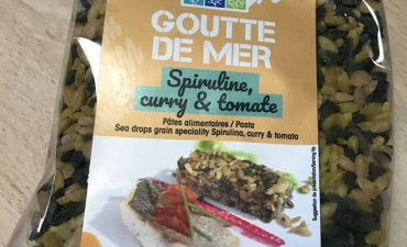 Spiruline curry et tomate