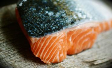 Pavé de saumon label rouge d'Écosse