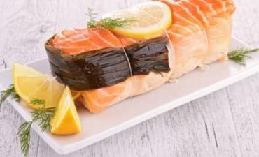 Rôti de saumon